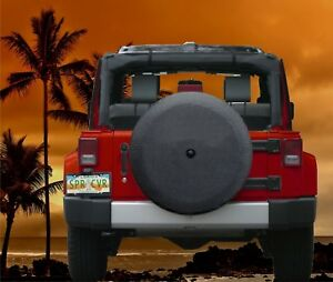 Sparecover Brawny Series Fits 2018 Jeep Wrangler Jl Tire Cover 82215434