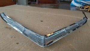 1966 Ford Thunderbird Hood V Trim