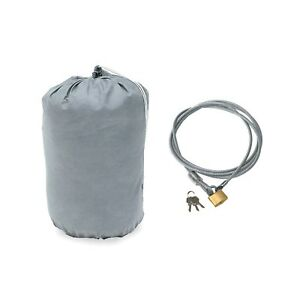 Rampage 1999 2019 Universal Easyfit Truck Cover 4 Layer Grey For Ram1322