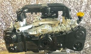 Subaru Legacy 2 5l Turbo Engine Remanufactured 2007 2008 2009