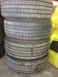 Bfgoodrich Radial T A P245 55r18 Set Of 4 Tires