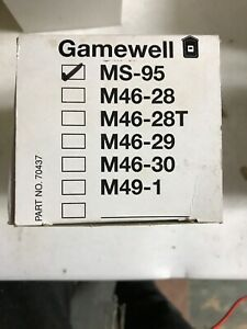 New Gamewell Ms 95 Pull Station New In Box