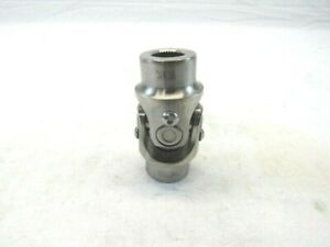 3 4 36 X 3 4 Round Steering Shaft Universal U joint Stainless Steel Bps 3043