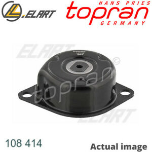 V Ribbed Drive Fan Belt Tensioner For Audi Vw Seat Ford 80 8c B4 Aaz 1z Ahu 1y