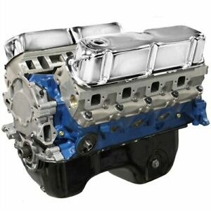 Blueprint Engines Bp3027ct Small Block Ford 302 Ci Base Engine 370 Hp