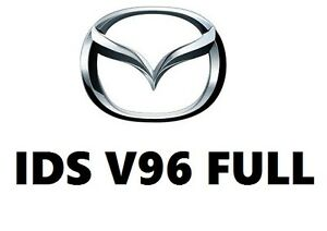 Mazda Ids V96 Latest Tested And Most Stable Version Downloadable Program