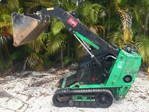 Toro Dingo 2012 Tx 427 Compact Utility Loader Wak Behind Tracked Skid Steer