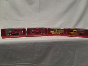 COCA-COLA TRAIN ACCESSORY VEHICLES--LOT OF 4--K-LINE