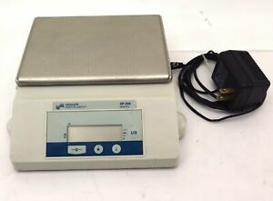 Denver Instrument Xp 300 300x0 01g Digital Lab Scale Balance With Adapter