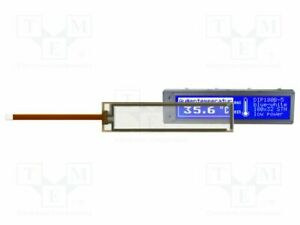 Display Lcd Graphical Stn Positive 180x32 Blue Led Pin 18 Graphic Screen