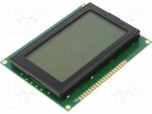 Display Lcd Graphical Fstn Positive 128x64 Led 93x70x10mm Graphic Screen Module