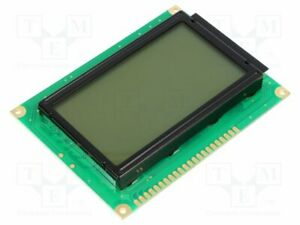 Display Lcd Graphical Fstn Positive 128x64 Gray Led Pin 20 Graphic Screen