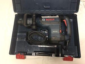 Bosch 14 5 A Sds max Variable Speed Demolition Hammer Dh712vc