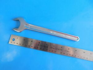 Used Din 894 27 Mm Thin Open End Wrench West Germany