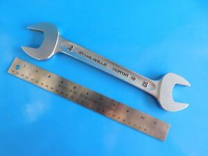 Used Stahlwille Motor 10 32 Mm X 36 Mm Open End Wrench Germany