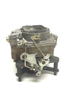 1964 1965 3696s 3697s Wcfb Carter Carb Corvette Chevy 327 250 Hp