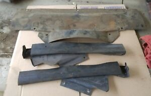 1966 Ford Thunderbird Radiater Shroud 3 Pieces