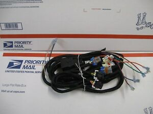 Boss Oem Snow Plow Side 13 pin Wiring Harness New Msc08881 For Rt3 2008 Models
