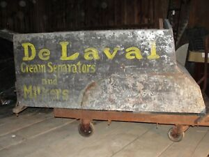 Delaval Depression Era Peddler Huckster Body Early Coupe Roadster Model T Or A