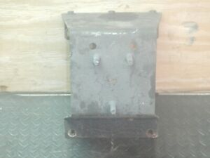 Jeep Cj 5 Oem Factory Spare Tire Carrier Free Shipping