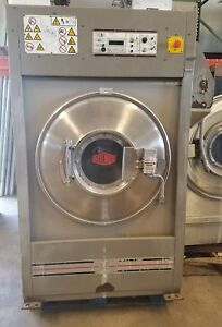 Milnor 55 60lb Softmount Washer Free Shipping