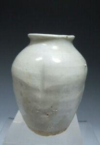China Chinese Song Yuan Dynasty Celadon Pottery Miniature Vase Ca 12 14th C