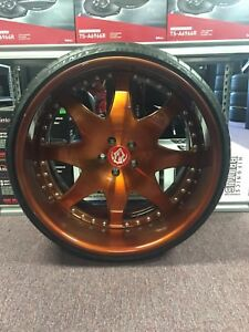 Vip Modular Forged Vl 550 22inch Wheels And Tires 22x11 Front 22x12 Rear