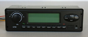 12 Volt Radio For John Deere Excavator Compact D G Series With Bluetooth