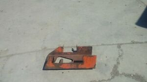 Ford 671 Select o speed Battery Tray