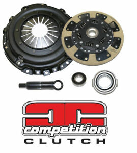 Competition Stage 3 Street Strip Performance Clutch 1994 2001 Acura Integra B18