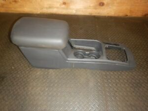 Jeep Grand Cherokee Zj 93 98 Dark Gray Center Console Oem Free Shipping