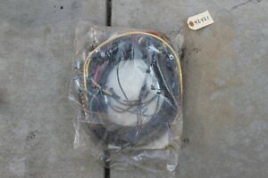 1942 Lincoln Continental New Cowl Dash Wiring Harness Lc42421
