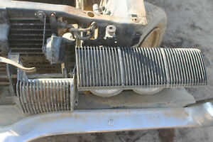 1970 Mercury Cougar Headlight Assembly Complete Pair Center