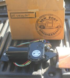 1948 49 50 Ford Truck 6v New Port Wper Motor