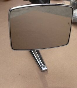 1967 Ford Galaxie Nos Mirror Excellent C7ab 17743 S