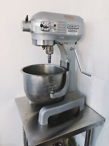 Hobart A200 20 Quart Mixer W Attachments