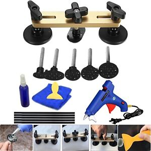 Car Dent Removal Kit Automotive Dent Puller Tool Glue Sticks Dent Removal Tools