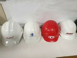 4 Electric Helmet s Lot Mixed Bullard Classic C30 Omega Gsp 3m Used