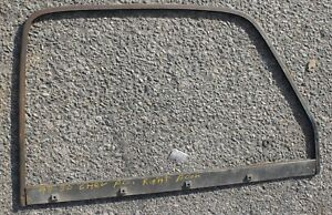 1948 1949 1950 Chevy Gmc Truck Right Or Left Door Window Frame