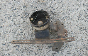 1932 Plymouth Tail Light Tailight License Assembly
