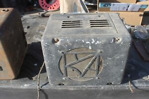 1935 1936 1937 1938 Chrysler Dodge Plymouth Radio Box S