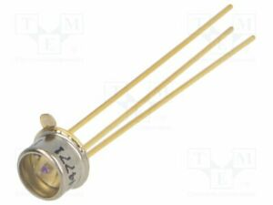 Laser Components Pin Ir Photodiode To46 1550nm 500 1700nm Mounting Tht 0 1na