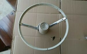 1966 Ford Thunderbird Original Steering Wheel