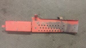 Ford 671 Select o speed Right Side Foot Board With Tool Box