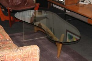 Vintage Vladmir Kagan Mid Century Coffee Table