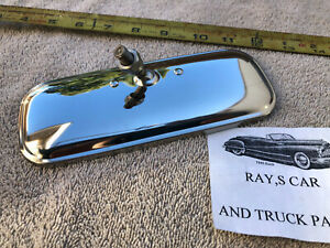New 1947 To 1953 Replacement Chevrolet Truck Interior Rear View Mirror