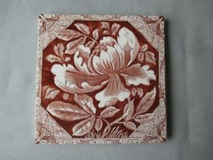 Great Vintage Victorian Tile Aesthetic Period
