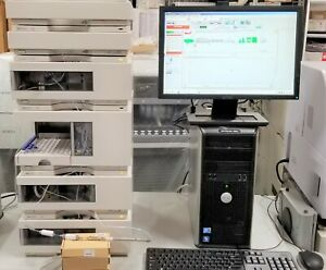 Agilent 1100 Vwd Dad Hplc System For Cannabis Cbd Thc And Other Drugs