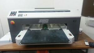 Coldesi Dtg M2 Direct To Garment Printer And Automatic Pretreat Machine