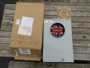 Milbank Uc3889 xl Meter Socket 600vac 20a 3p 60hz Over Or Under Ground Feed Nos